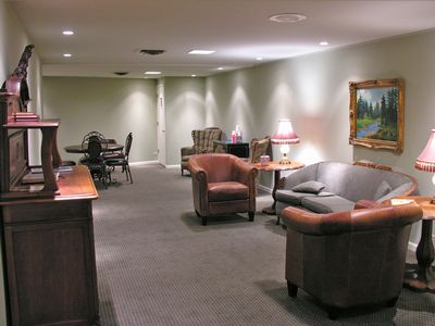 Parlor and Gathering Area